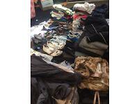 Small Mans Clothes & Shoes Bundle - 140 Items for sale!