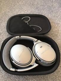Bose QuietComfort 35 QC35 II Black wireless headphones