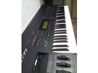 Yamaha SY77 FM Synth (DX7) Great Condidtion