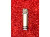 Rhode NT1 Professional Condensor Recording Studio Microphone