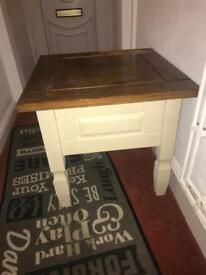 Upcycling Project - Pine Table