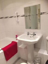2 bedroom upstairs flat for sale, own driveway