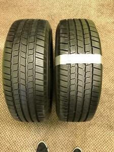 255/65R17 MICHELIN All Season Tires (PAIR) NEW TAKE OFF Calgary Alberta Preview