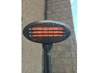 Outdoor Electric Heating Lamp (Garden/Patio)