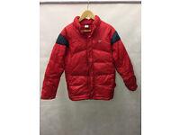 Boys Red Nike Puffer Jacket - STA21