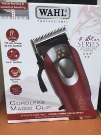 New Cordless Clippers