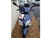 Peugot 125cc sum up scooter for sale