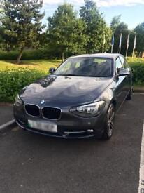 2012 BMW 1 Series Sport 118D