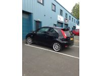 07 fiesta ST spares or repair p/x possibly