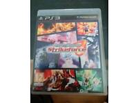 Dynasty Warriors strikeforce for PS3