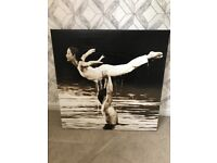 Dirty Dancing wall art / canvas picture
