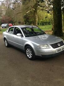 VOLKSWAGEN PASSAT 2004 108k DIESEL 1.9 TDI FULL LEATHER