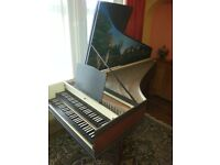 Harpsicord - reproduction and beautiful harpsicord full size