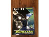Phillips Wireless Head Phones HC8650