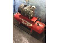 200 litre compressor for sale