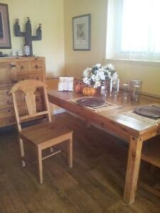 pine in dining tables and sets in owen sound