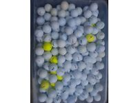 500 mixed lot of golf balls