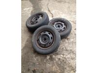 FREE Wheels and tyres Rover 45