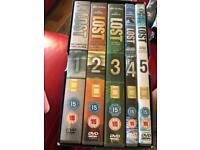 Various DVDs packs