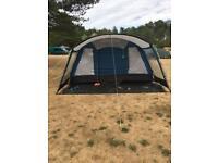 Kampa Croyde 6 berth tent