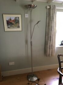 John Lewis tall room lamp