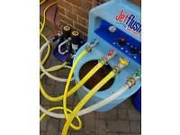Power flushing service Promotional price £250 upto 7 rads till end november