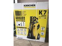 Karcher K7 pressure washer