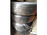 Ford 16 inch Alloys set of 4