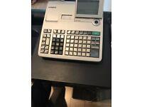 CASH MACHINE / TILL FOR SALE - CASIO SE-S3000
