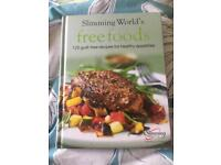 Slimming world free foods recipe book