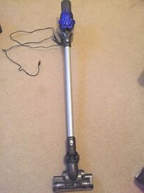 Handheld rechargeable Dyson vacuum Hoover DC35