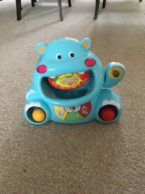 VTech's Count with Me Hippo