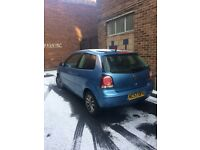 VW Polo only 51,000 miles on the clock