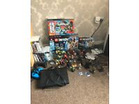 PlayStation 3 with loads of games