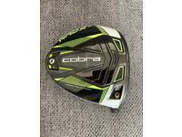 Cobra Rad Speed XB 9° Head Only