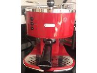 Coffee Espresso Machine DeLonghi Icona