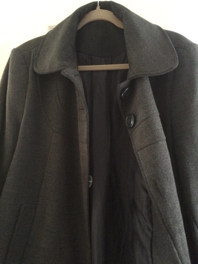 Ladies winter coat size 20
