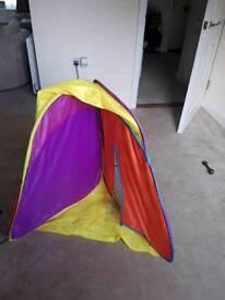 Little Ones Beach Tent/Shelter.