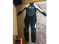 Wetsuit - Ladies Osprey 34inch chest.