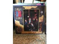 Seven and the ragged tiger - Duran Duran LP Vinyl Record