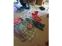 6-9 months baby girl bundle