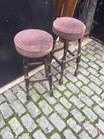 2 bar pub home stools