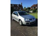Volkswagen Golf 1.6 1 OWNER FRON NEW FULL MAIN DEALER SERVICE HISTORY!!!