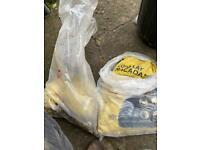 2 x bags of macadam