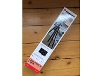 Manfrotto Compact Light Aluminium Tripod - Black-Like new