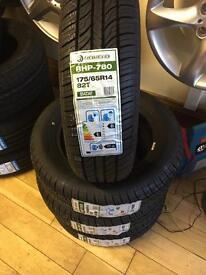 New 175/65/14 tyres