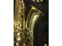Steve Goodson Vespro Tenor Saxophone ( Gold lacquer )