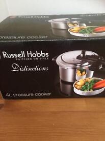 Russell Hobbs pressure cooker