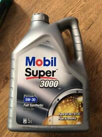 5w30 Fully synthetic oil 5L