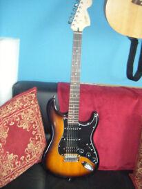 Fender squire strat (indonesian)